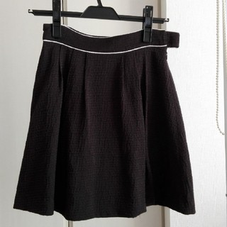 セシルマクビー(CECIL McBEE)の美品 セシルマクビー スカート(ひざ丈スカート)