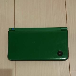 ニンテンドーDS - 美品☆任天堂 Nintendo DS i  LL  グリーン