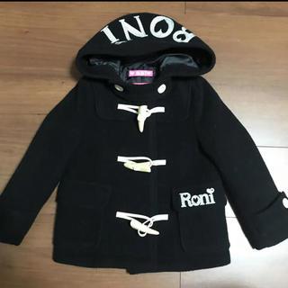 ロニィ(RONI)のRONI ダッフルコート(コート)
