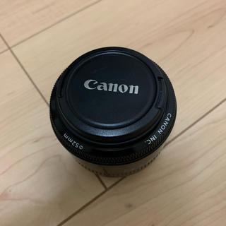 Canon - 早い者勝ちcanon lens ef50mm 1:1.8 f1.8 単焦点