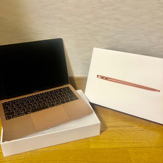 Apple - MacBook Air 2018 ゴールド