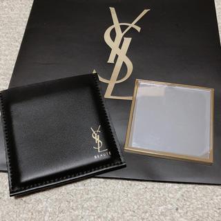 イヴサンローランボーテ(Yves Saint Laurent Beaute)のイヴサンローランの手鏡(ミラー)