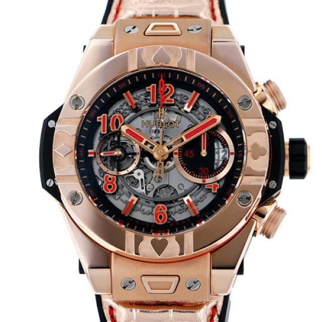 スーパーコピー バーバリー 時計 自動巻き - HUBLOT - HUBLOT BIGBANG WORLD POKER TOURの通販 by usaneco store *.+゚'s shop