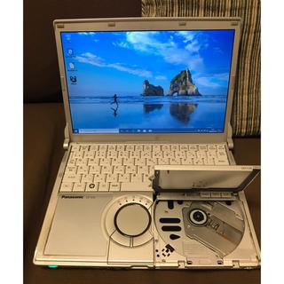 Panasonic - パナソニック CF-S10 新品SSD240GB 6GB Office