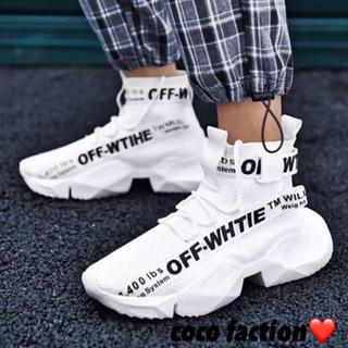 OFF-WHITE - 大人気⭐️スニーカー