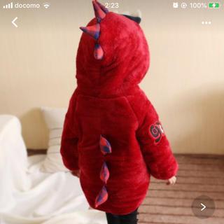 ラスト二枚 恐竜コート ジャケット100サイズ