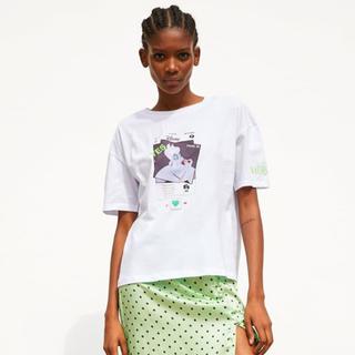 ZARA - ZARA Disney VILLANS Tシャツ