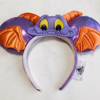 Disney - 激レアエプコット限定  新品 フィグメントドラゴンカチューシャ 日本未入荷