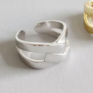 クロスシルバーリング 247 #シルバー(リング(指輪))