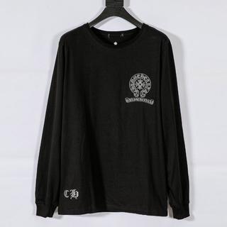 Chrome Hearts - Chrome heartsクロムハーツカジュアル男女兼用 長袖Tシャツ
