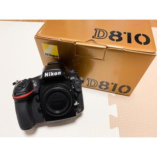 Nikon - Nikon ニコン D810 MB-D12 付属品多数豪華セット