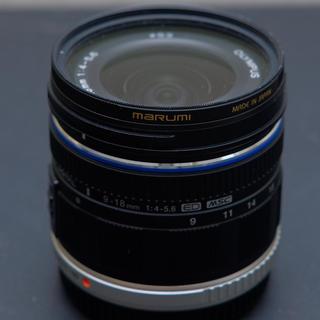 OLYMPUS - OLYMPUS  M.ZUIKO 9-18mm F4.0-5.6