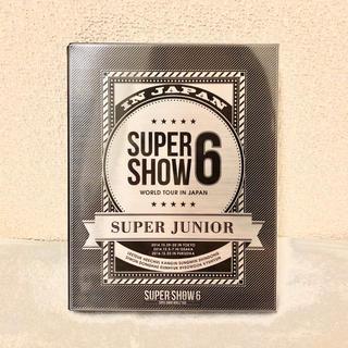 スーパージュニア(SUPER JUNIOR)のSUPER JUNIOR WORLD TOUR SUPER SHOW6 in J(ミュージック)