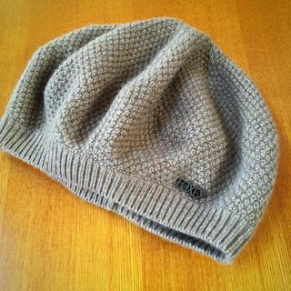 FOXEY - foxey カシミア ニット帽 ベレー帽