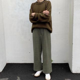 コモリ(COMOLI)のyashiki 19aw ニット(ニット/セーター)