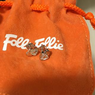 Folli Follie - フォリフォリ FolliFollie ピアス ハート新品未使用 福袋 クリスマス