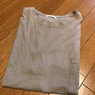 niko and... - ニコアンド  ビッグポケットTシャツ