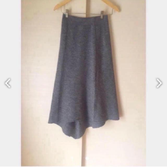 SLY(スライ)の新品同様美品♡アシンメトリーなお洒落なスカート レディースのスカート(ロングスカート)の商品写真