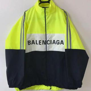 Balenciaga - [19SS] BALENCIAGA ロゴ入り トラックスーツジャケット