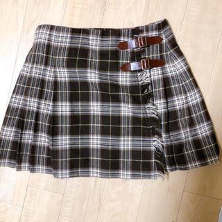 HONEYS - ゆう様専用 チェックプリーツスカート