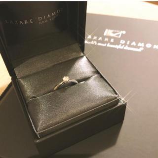 ティファニー(Tiffany & Co.)のラザールダイヤモンド  指輪9号(リング(指輪))