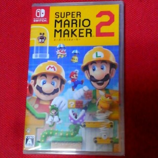 Nintendo Switch - マリオメーカー2新品