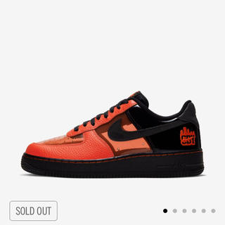 NIKE - NIKE AIR FORCE 1 LOW SHIBUYA HALLOWEEN