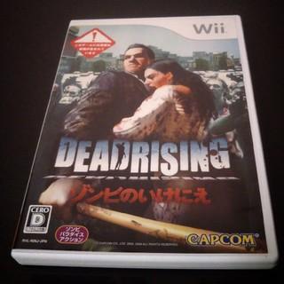 Wii - DEADRISING (Wiiソフト) CAPCOM