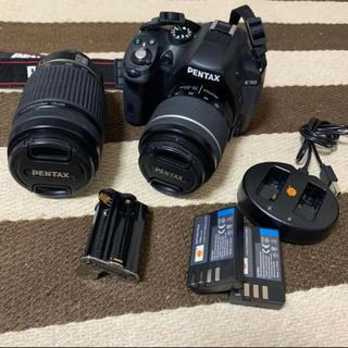 PENTAX - PENTAX 一眼レフカメラ 望遠レンズ付き