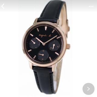 アニエスベー(agnes b.)のアニエス・ベー 時計 レディース 値下げ(腕時計)