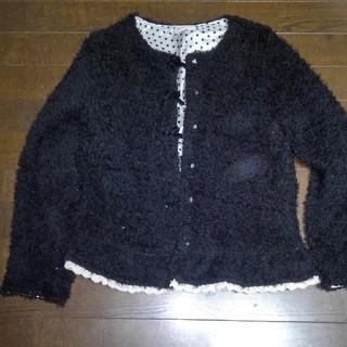 クラウンバンビ(CROWN BANBY)の女児コート(ジャケット/上着)
