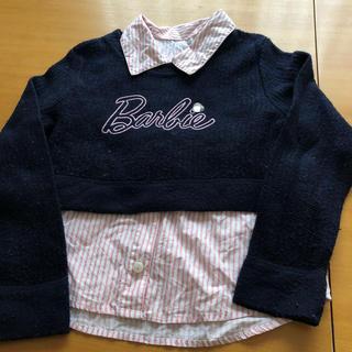 バービー(Barbie)のBarbie 2点セット 140(Tシャツ/カットソー)