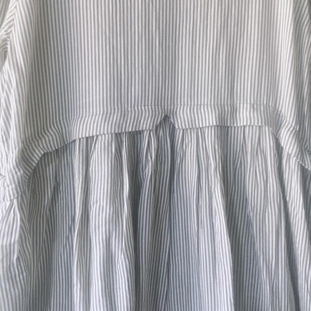Veritecoeur(ヴェリテクール)のveritecoeur ワンピース nest robe オールドマンズテーラー  レディースのワンピース(ロングワンピース/マキシワンピース)の商品写真