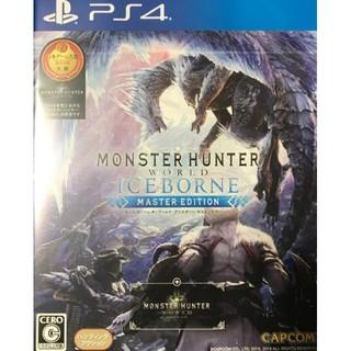 PlayStation4 - PS4 モンスターハンター  アイスボーン