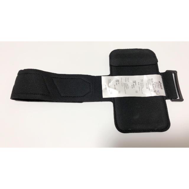 asics(アシックス)の携帯アームバンドカバー スポーツ/アウトドアのランニング(その他)の商品写真