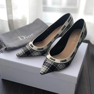 Dior - 中古品 dior パンプス