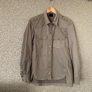アパルトモンドゥーズィエムクラス(L'Appartement DEUXIEME CLASSE)のミリタリーシャツ ジャケット アバルトモン(ミリタリージャケット)