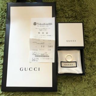 Gucci - GUCCI リング 19号