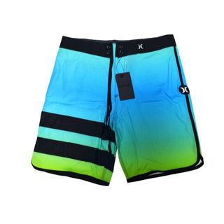 Hurley - Hurleyハーレー サーフパンツ 水着 XSサイズ 28インチ青緑