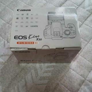 Canon - Canon EOS kiss x50