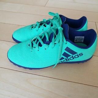adidas - adidas サッカー トレーニングシューズ キッズ22cm