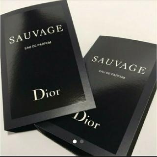 クリスチャンディオール(Christian Dior)のディオール ソヴァージュ オードゥ パルファン SAUVAGE(香水(男性用))