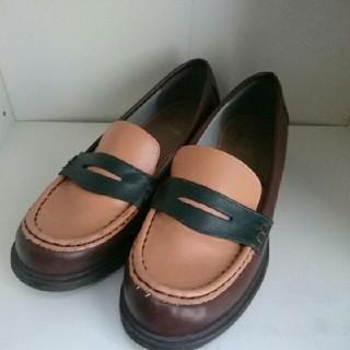 アシナガオジサン(あしながおじさん)のローファー(ローファー/革靴)