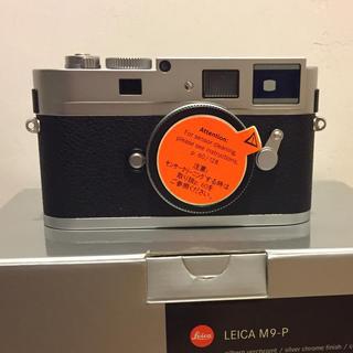 LEICA - ライカ Leica M9-P シルバー 元箱有