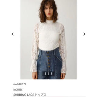 moussy - moussy トップス レース