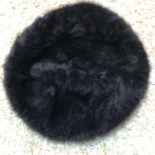 ジーナシス(JEANASIS)のジーナシス ファーベレー帽(ハンチング/ベレー帽)