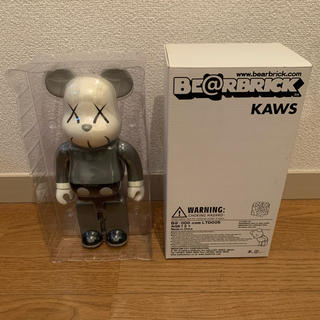 MEDICOM TOY - 新品 未開封 MEDICOM TOY BE@RBRICK KAWS 400