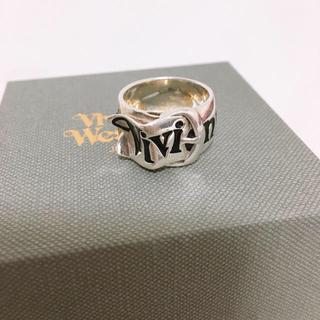 ヴィヴィアンウエストウッド(Vivienne Westwood)のヴィヴィアン  ベルトリング(リング(指輪))