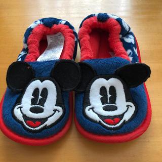 ディズニー(Disney)のmickey 室内履き 14cm(その他)
