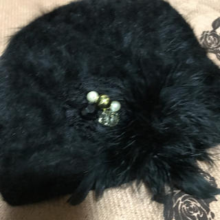 アクシーズファム(axes femme)の✨新品✨アクシーズ  ベレー帽(ハンチング/ベレー帽)